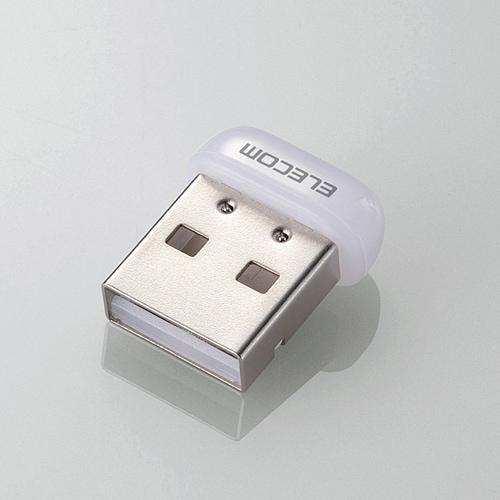 WDC-150SU2MWH [無線LAN子機 11n/g/b 150Mbps USB2.0用 ホワイト]