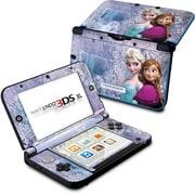 Nintendo 3DSLL Skin Anna and Elsa [3DS LL用 ドレスアップシール]