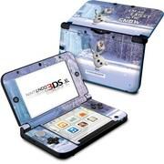 Nintendo 3DSLL Skin Olaf [3DS LL用 ドレスアップシール]
