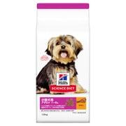 サイエンス・ダイエット 小型犬 アダルト 成犬用 1.5kg [1歳~6歳 ドッグフード]
