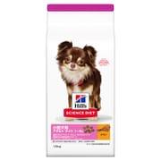 サイエンスダイエット 小型犬 ライト 肥満傾向の成犬用 1.5kg [1~6歳 ドッグフード]
