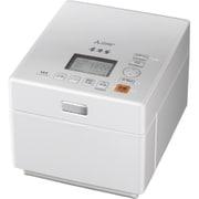 NJ-XW105J-W [IH炊飯器 5.5合炊き 蒸気レスIH 本炭釜 クリスタルホワイト]