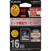 MF-YSD016GU11LR [SDHCカード データ復旧サービス付 2年版 UHS-I 30MB s 16GB]
