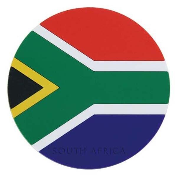 028632 [ワールドフラッグコースター SOUTH AFRICA 南アフリカ]