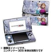 Nintendo 3DS Skin Anna and Elsa [3DS用ドレスアップシール]