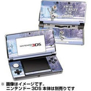 Nintendo 3DS Skin Olaf [3DS用ドレスアップシール]