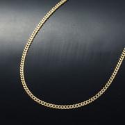 金 K18 喜平ネックレス [2面カット 40cm 10g 引輪]