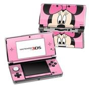 Nintendo 3DS Skin Minnie Face [3DS用 ドレスアップシール]