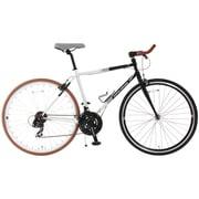 826 Matchem WH/BK KGSB [折りたたみ自転車]