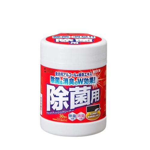 CD-WT9KS [ウェットティッシュ 除菌用 30枚]