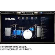 AD2 Indie [ドラム音源]