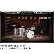 AD2 Vintage Dry [ドラム音源]