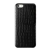 ICCS BK-L IC-COVER Slim Leather ブラック [iPhone 5/5s対応薄型ICカードケース]