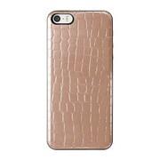 ICCS GO-L IC-COVER Slim Leather ゴールド [iPhone 5/5s対応薄型ICカードケース]