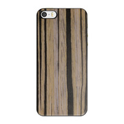 ICCS GC IC-COVER Slim Wood ゴールデンケーン [iPhone 5/5s対応薄型ICカードケース]