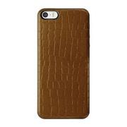ICCS BR-L IC-COVER Slim Leather ブラウン [iPhone 5/5s対応薄型ICカードケース]