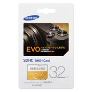 MB-SP32D/JP [EVO SDHC UHS-Iカード Class10 32GB]