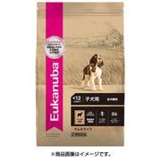 Eukanuba ドッグフード [ユーカヌバ ラム&ライス 離乳~12ヶ月齢 子犬 中粒 7.5kg]