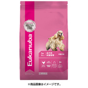 Eukanuba ドッグフード [ユーカヌバ 1~6歳 中型犬 体重管理 小粒 6kg]