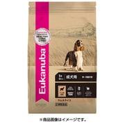 Eukanuba ドッグフード [ユーカヌバナチュラルラム&ライス 1~6歳 健康維持 小粒 13.5kg]