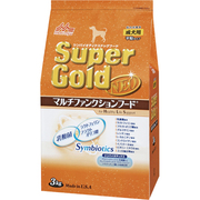 Super Gold (スーパーゴールド) ネオ [犬用ドライフード 成犬用 1kg]
