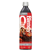ボトルコーヒー カロリーゼロ甘さひかえめ ボトル 900ml×12本 [コーヒー飲料]
