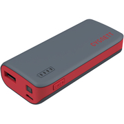 CY1421PBCUS [ChargeUp Sport Powerbank. 4400mAh 1 Amp. USB出力:1ポート Grey with Red Trim]