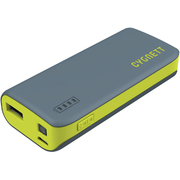 CY1443PBCHE [ChargeUp Sport Powerbank. 4400mAh 1 Amp. USB出力:1ポート Grey with Green Trim]