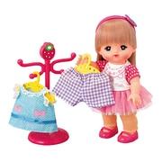 メルちゃん お人形つきセット はじめてのおしゃれセット [対象年齢:3歳~]