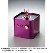 JADE SOLEIL-RADIUS90 PU-WH [アンプ+スピーカーセット AMPパープル/SPホワイト]