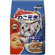 ねこ元気 [猫用 キャットフード お魚ミックス 1kg]