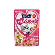 銀のスプーンハッピークランチ [猫用おやつ シーフード&チキン 30g]