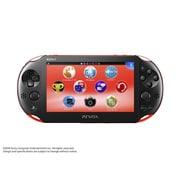 PlayStation Vita Super Value Pack Wi-Fiモデル レッド/ブラック [PS Vita本体 PCHJ-10018]