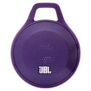 JBLCLIPPURAS PURPLE [ポータブルBluetoothスピーカー CLIP(クリップ) パープル]