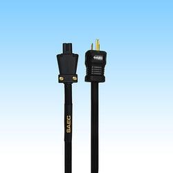 PL-5800M [新導体PC Triple C導体採用 電源ケーブル メガネ型プラグ仕様 2.0m]