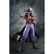 """Portrait.Of.Pirates ワンピース NEO-DX """"鷹の目"""" ジュラキュール・ミホーク Ver.2 [1/8スケール 塗装済み完成品 フィギュア]"""
