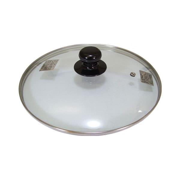PR-8573 [プレシャス 全面物理強化ガラス蓋 調理用 24cm]