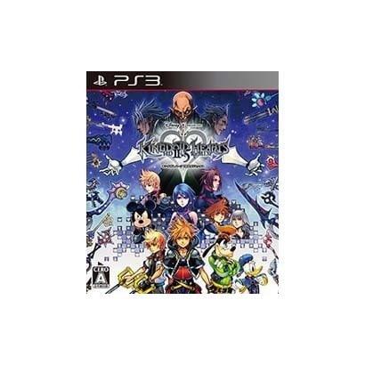 キングダム ハーツ -HD 2.5 リミックス- [PS3ソフト]