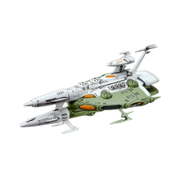 メカコレクション 宇宙戦艦ヤマト2199 No.06 ラスコー級宇宙駆逐艦 [組立式 プラモデル]