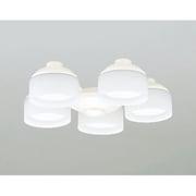 WF265ND [LEDシーリングファン用シャンデリア ~6畳 6.5W×5灯 非調光 昼白色]