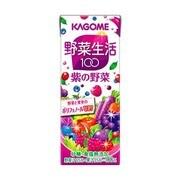 野菜生活100 紫の野菜 [200ml×24本]