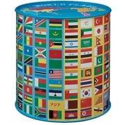 世界国旗BANK [W115×D115×H117]