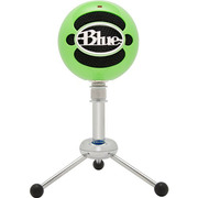 BM3022 [Blue Snowball USB Microphone Neon Green]