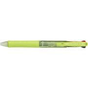 BKAB-30F-CSG [アクロボール2 07 クリアソフトグリーン ボールペン 0.7mm 黒・赤]