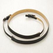 cs-cl2-b-l [レザーストラップ クラシコ Lサイズ(114~126cm) ブラック]