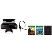 Xbox One+Kinect(Day One エディション)6RZ-00030 [ゲーム機本体]