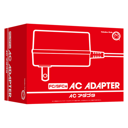 CC-SFCA-BK [ファミコン スーパーファミコン用 ACアダプタ]