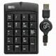 PC-STK1-K [USBテンキー 収縮コード付 黒]