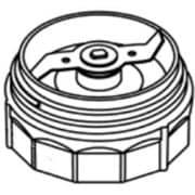 JO0265 [ミルミキサー用カップホルダーAss'y]