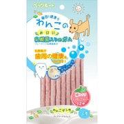 乳酸菌といちご果汁入りガム 棒 12本